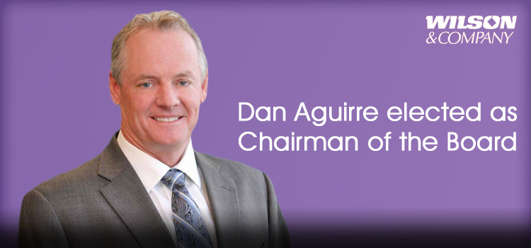Dan Aguirre elected as Chairman of the Board