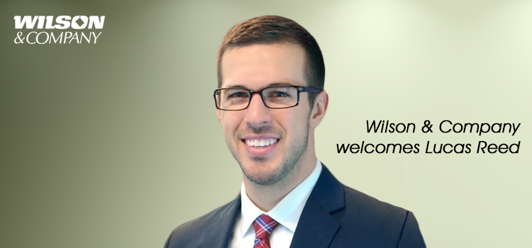 Lucas Reed, PE, has joined Wilson & Company in the San Bernardino office as Project Manager