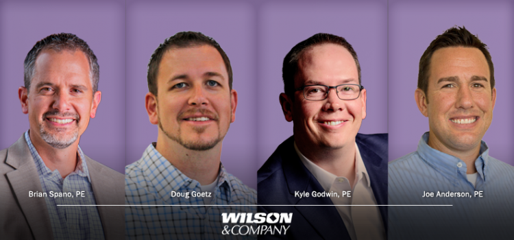 Four New Operations Managers to Continue Wilson & Company's Growth