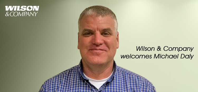 Michael Daly Joins Wilson & Company