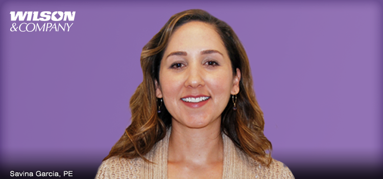 Savina G. Garcia, PE, has been promoted to New Mexico Transportation Operations Manager