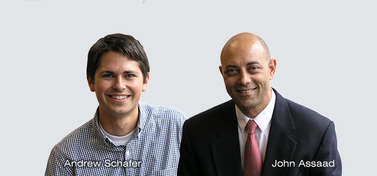 Andrew Schafer & John Assaad Wilson & Company