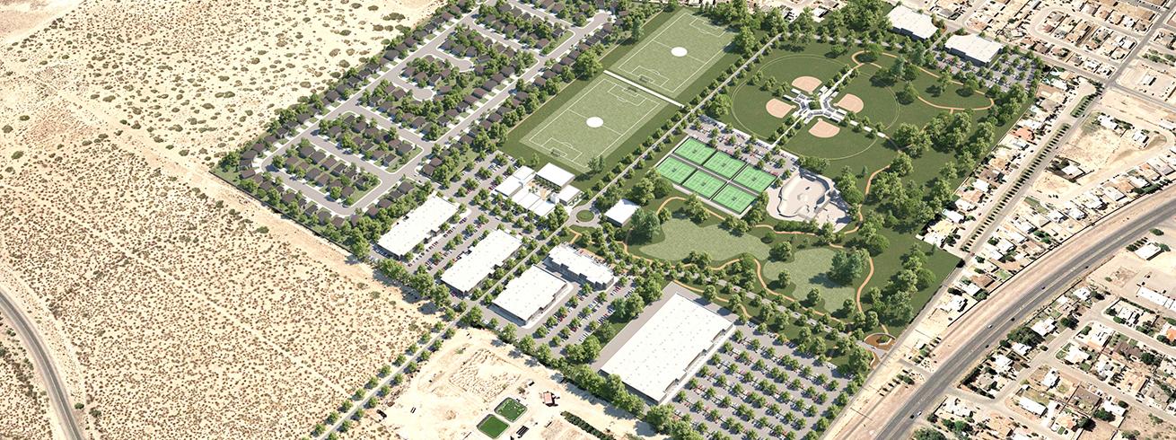 Dos Lagos Master Planned Development