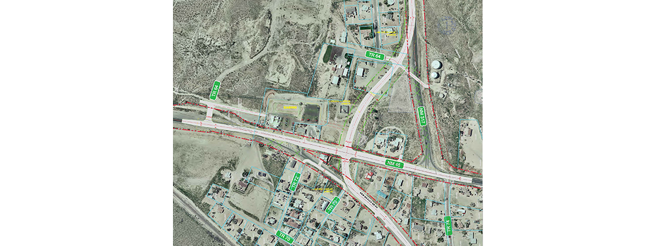 Pueblo of Isleta Highway Improvements