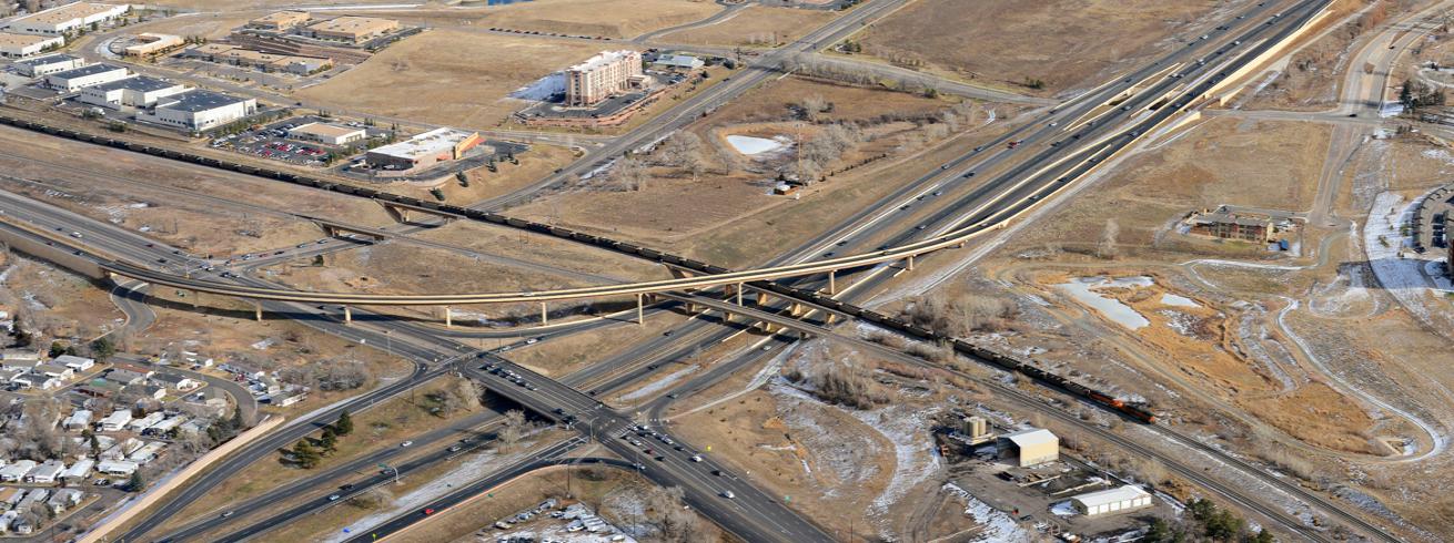 C-470 Corridor Design-Build Program Management - Denver, CO