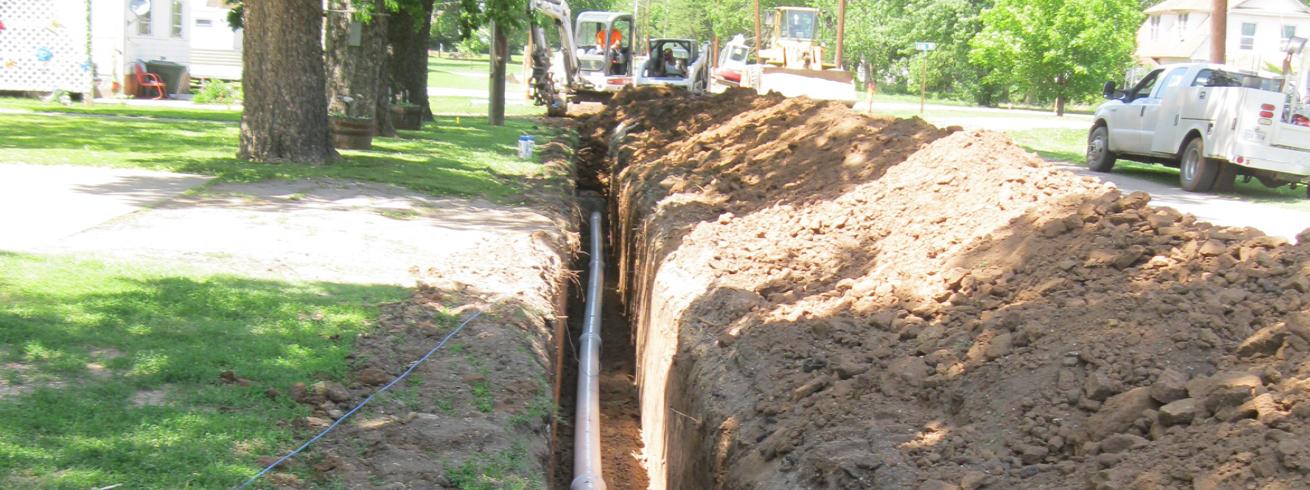Water System Improvements - Delphos, KS
