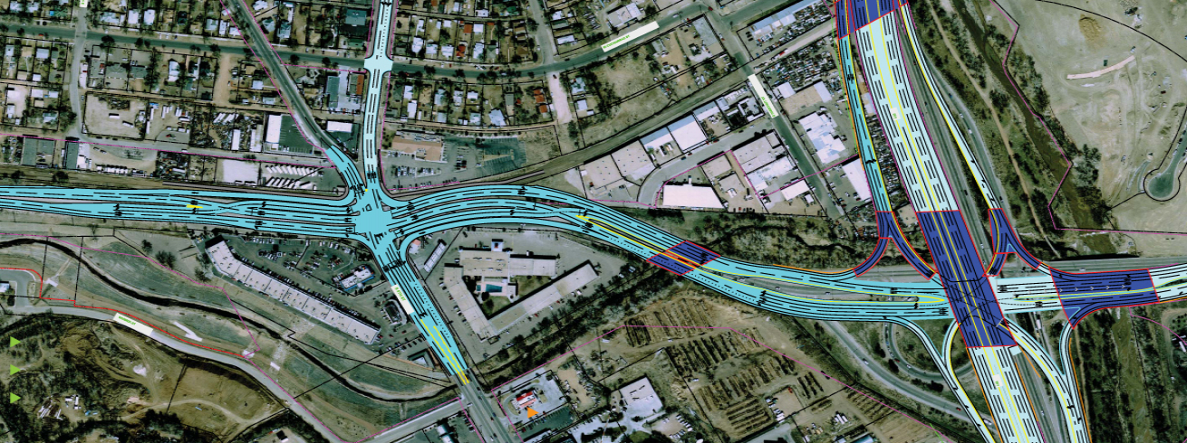I-25/Cimarron (US 24) Interchange Design-Build Program Management