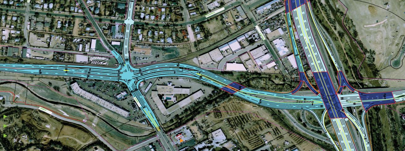 I-25/Cimarron (US 24) Interchange Design-Build Program Management