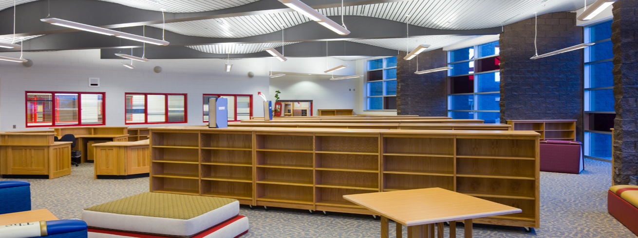 New Mettie Jordan Elementary School - Eunice, NM