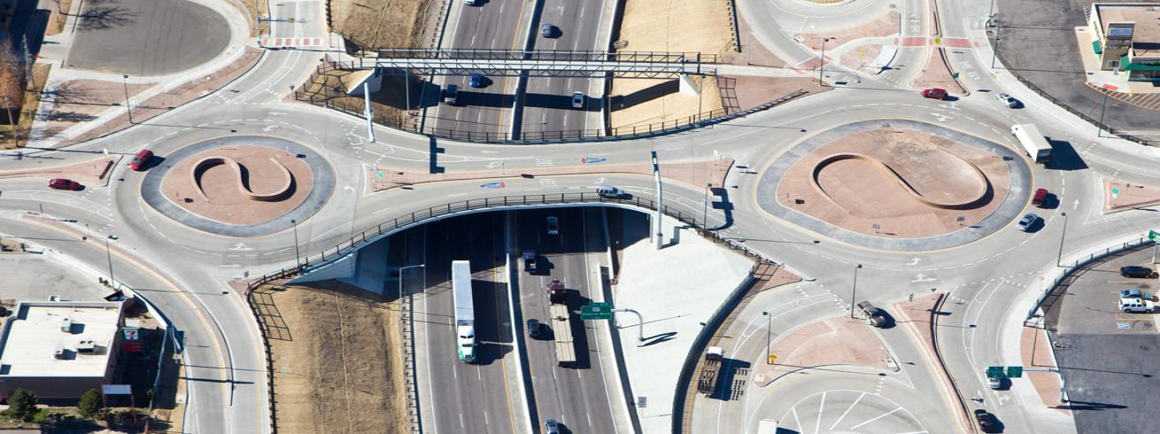 Pecos Bridge over I-70 Bridge Replacement
