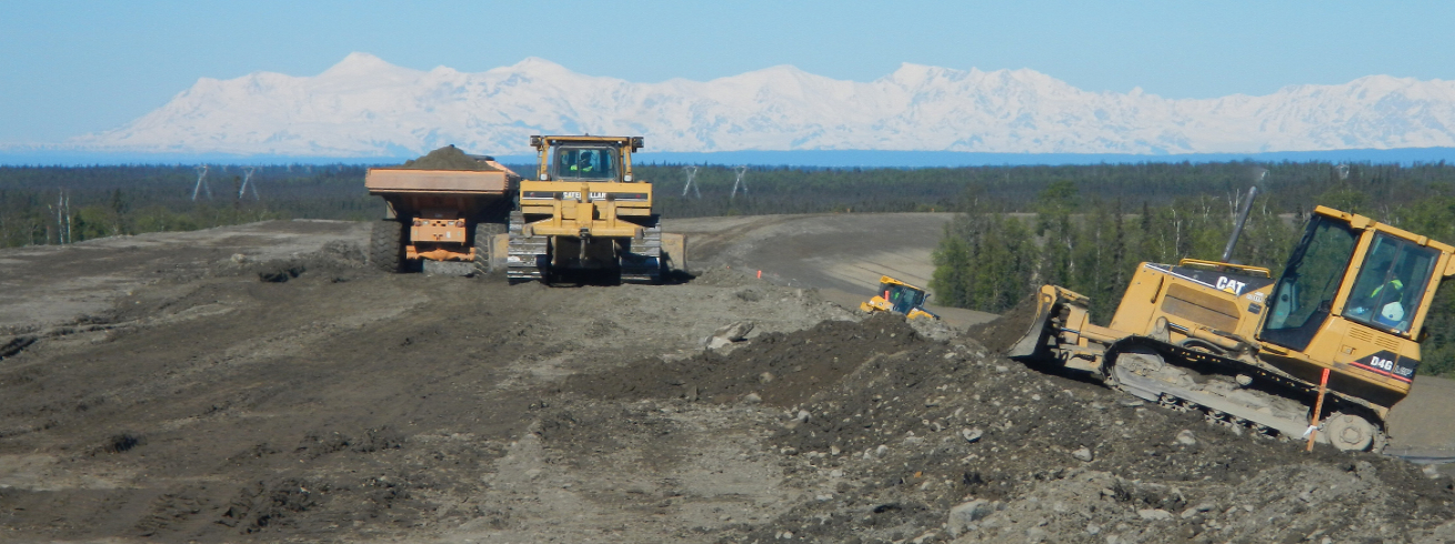Port Mackenzie Rail Extension Port Mackenzie Ak