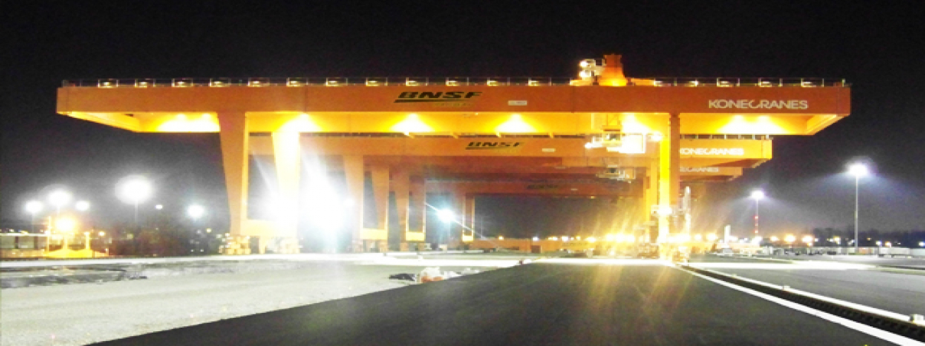 BNSF Railway Company Intermodal Facility - Memphis, TN