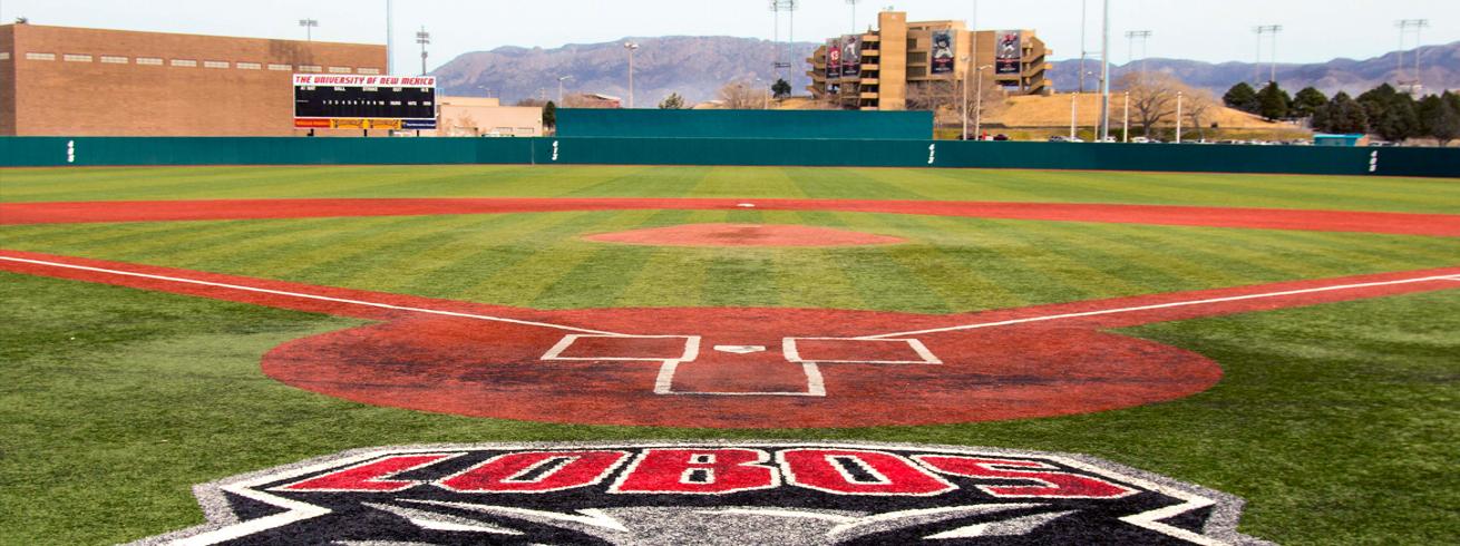University of New Mexico Baseball Fields - Albuquerque, NM